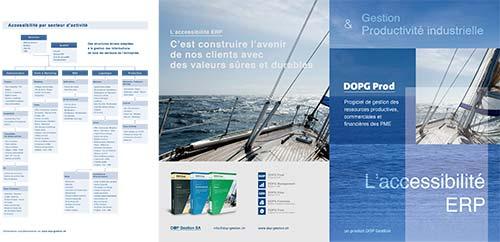 DOPG ERP brochure